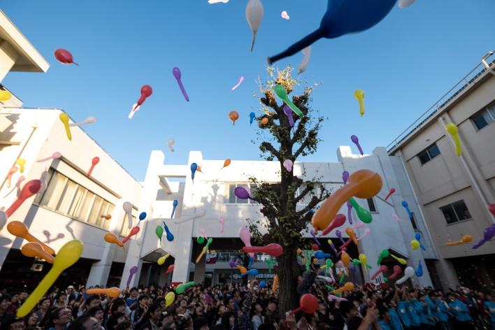 来場者1万6千人を超え、文化祭閉幕